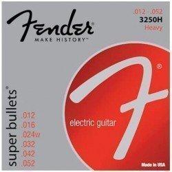 Fender 12-52 Super Bullets...