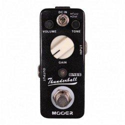 Mooer Thunderball Bass Fuzz...