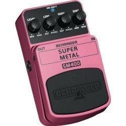 Behringer SM400 Super Metal