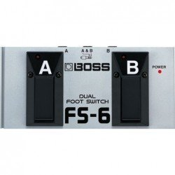 Boss FS-6 Conmutador