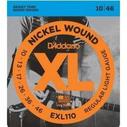 D'addario EXL110 Guit....