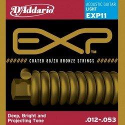 D'addario EXP11 Acus 12-53...