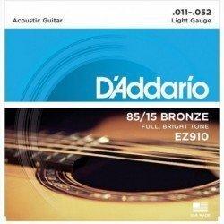 D'addario EZ910 Acus 011-52