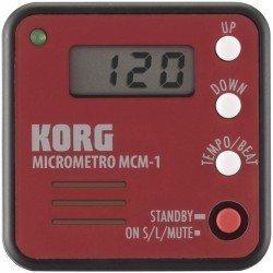 Korg MCM1 MicroMetro Red